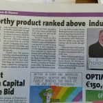 Holos award in Slaney News