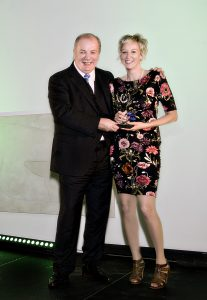 Start Up Awards Gavin Duffy and Niamh Hogan
