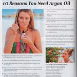 Ulster Tatler September 2017, 10 reasons you need argan oil