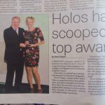 Holos wins Awards
