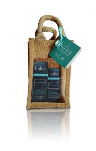 Woodlands Skincare For Men by Holos.ie