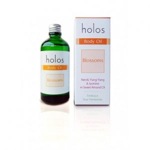 Blossoms Body Oil by Holos.ie