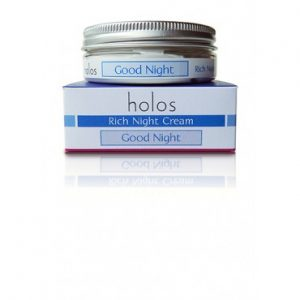 Good Night Rich Night Cream by Holos.ie