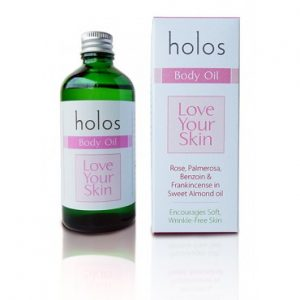Love Your Skin Body Oil by Holos.ie