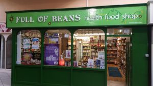 Full of Beans Helth Stores Waterford