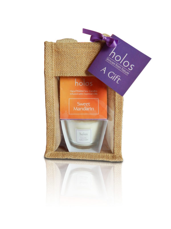 Holos 2 Soy Candles Gift Set