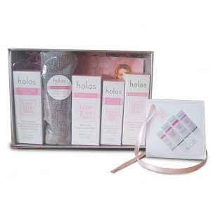 Holos Love Your Skin Facial gift set