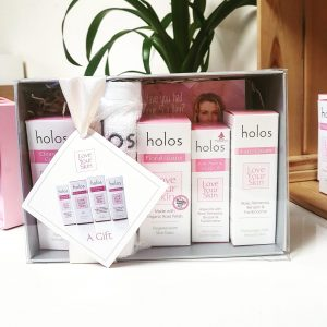 Holos Love Your Skin Facial Gift