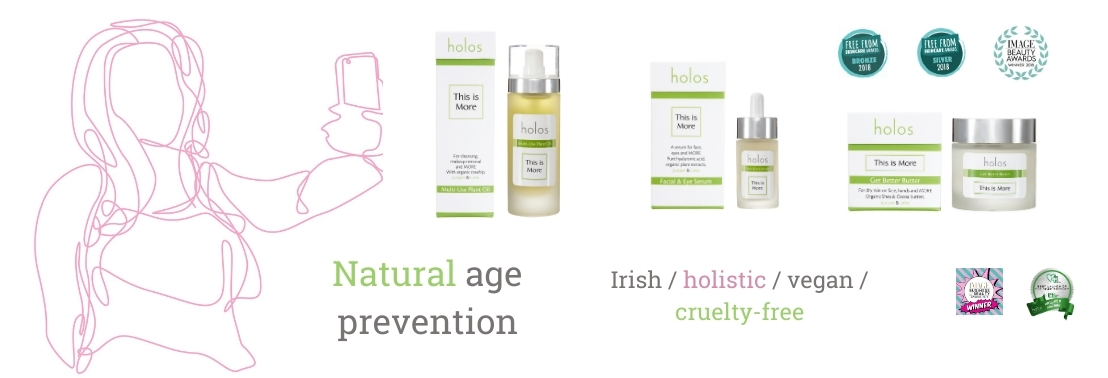 Holos Skincare Natural Age Prevention