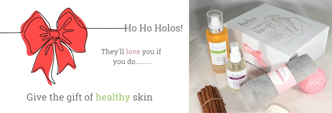 special offer Christmas gift sets vegan Irish skincare