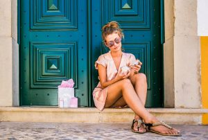 Holos SkinCare Behind The Scenes Photoshoot Algarve Portugal
