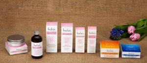 Holos Love Your Skin Range