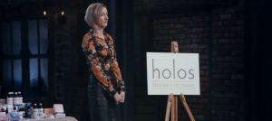 Niamh Hogan Holos CEO Dragons Den RTE 2016
