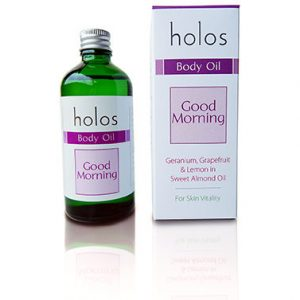 Good Morning Body Oil by Holos