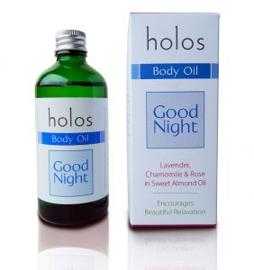 Good Night Body Oil by Holos