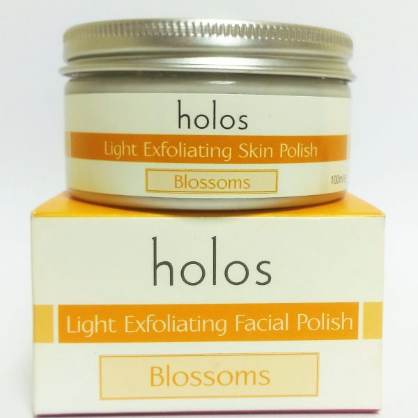 blossoms-light-exfoliating-facial-polish by Holos