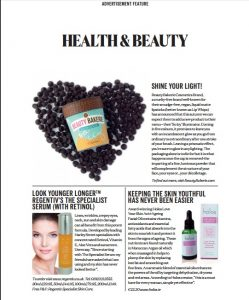 Elle Magazine Anti-aging Facial Iol by Holos Skincare