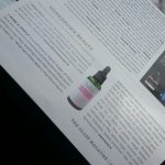 Anti-aging Facial Oil by Holos Skincare in The Gloss mag in Irish Times