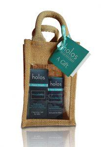 Woodlands Gift set for Men by Holos