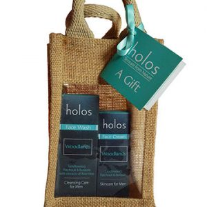 Woodlands Gift set for Men by Holos