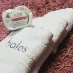 Holos Love Your Skin Facial Cotton Towel