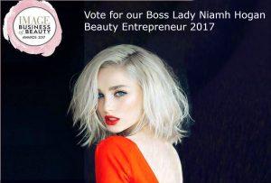 IMAGE Vote for Nuamh Hogan Enterpreneur 2017