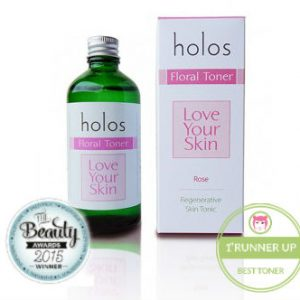 "Floral Toner by Holos Awarded ""Best Toner"" 1st Runner Up and U Magazine - The Beauty Awards Winner 2015"