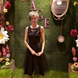 Image.ie Niamh Hogan at Business of Beauty awards 2017 gala