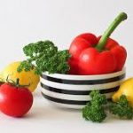 fresh vegetables for detox