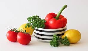 fresh vegetables for detox