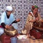 the Berber women's cooperative in Morocco