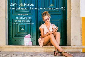 Holos in Algarve 25% discount