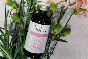 Organic Rose Water Toner by Holos 2000x1300