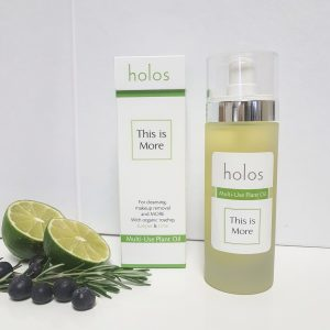 This is More Multi-use Oil by Holos