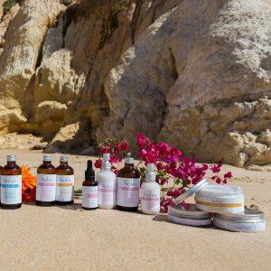 Holos natural aromatherapy skincare