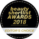 BSL - Editors Choice 2018 for Holos Hand Cream