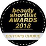 BSL - Editors Choice 2018 for Holos Hand Cream