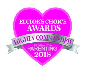 Holos Happy Momma Body Oil award PP Editors choice Highly commended