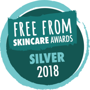 Free From Skincare Awards 2018 - Silver for Holos This is More hyaluronic acid serum