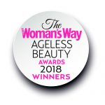 Womans Way Ageless Beauty Award 2018 for Holos Love Your Skin Body Oil