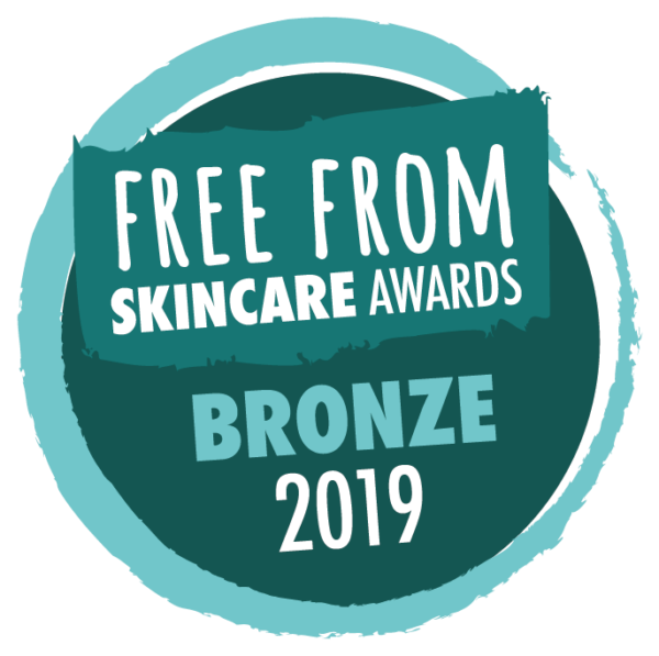 Free From 2019 Award for Holos Love Your Skin Facial Oil