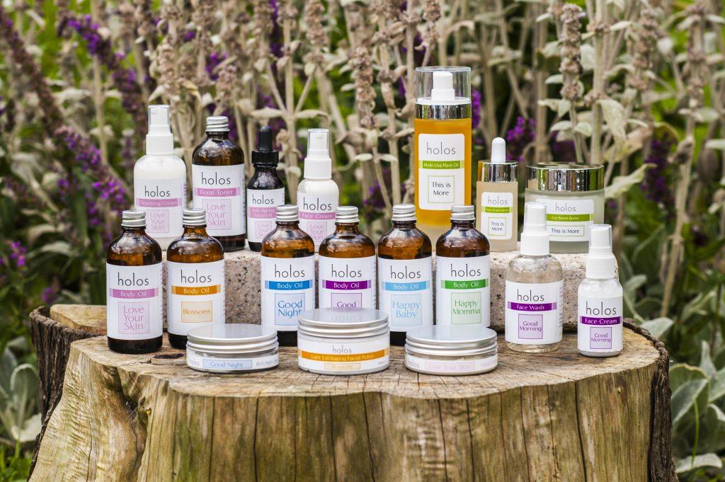 Holos natural creative skincare