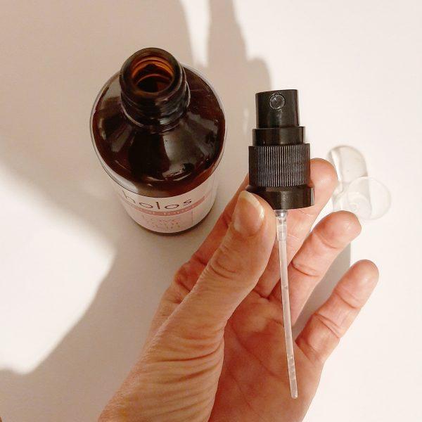 Spritz pump for Floral Toner