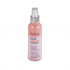 Holos Super Natural Activity AHA Deep Cleansing Cream/Masque