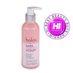 Holos Best Micellar Water award2020