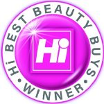 Best Beauty Buys award for Holos Best Green Brand