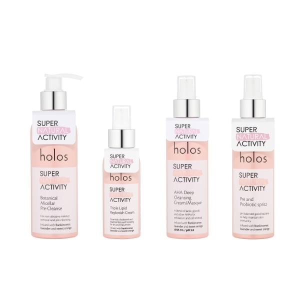 Holos Super Natural Activity Bundle