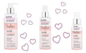 Ewa's 3 favourite Holos Products
