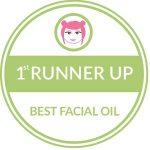 First Runner Up Best Facial Oil