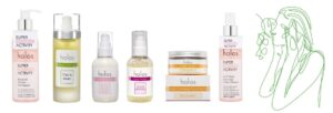 Holos cleansers and exfoliants